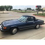 1981 Mercedes-Benz 380SL for sale 101523063