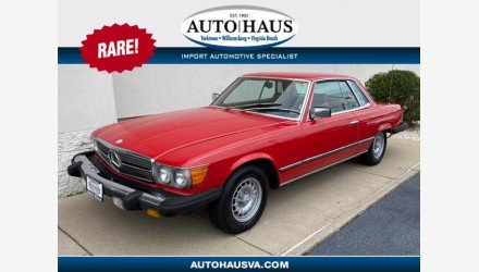 1981 Mercedes-Benz 380SLC for sale 101420741