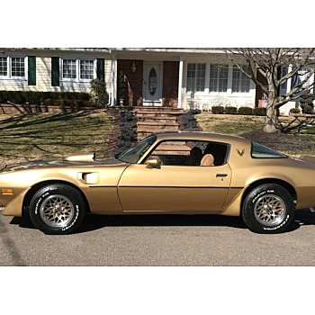1981 Pontiac Firebird Trans Am for sale 100927209