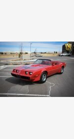 1981 Pontiac Firebird Trans Am for sale 100968887