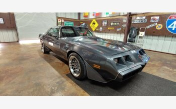 1981 Pontiac Firebird Trans Am for sale 101324690