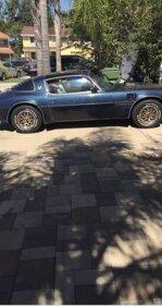 1981 Pontiac Firebird for sale 101360153
