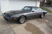 1981 Pontiac Firebird Formula for sale 101407024