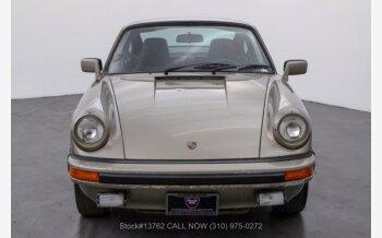 1981 Porsche 911 Coupe for sale 101525230