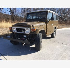 1981 Toyota Land Cruiser for sale 101377645