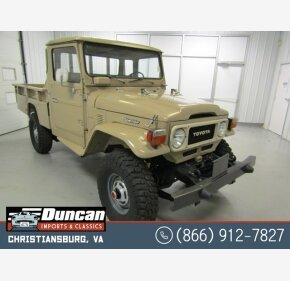 1981 Toyota Land Cruiser for sale 101400250