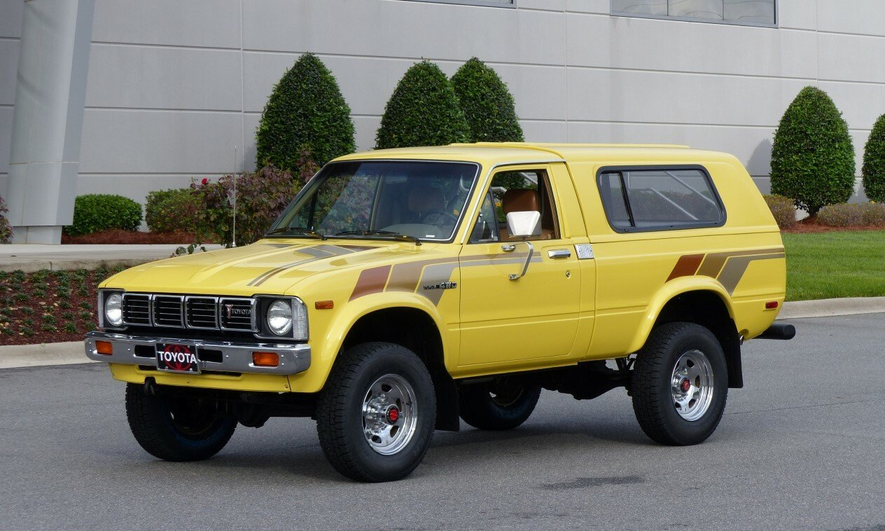Toyota Pickup Classics For Sale On Autotrader 1992 4runner Exhaust System