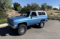 1982 Chevrolet Blazer 4WD for sale 101401181