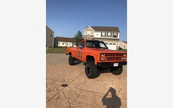 1982 Chevrolet C/K Truck 2WD Regular Cab 2500 for sale 101189067