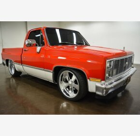 1982 Chevrolet C/K Truck 2WD Regular Cab 1500 for sale 101062773