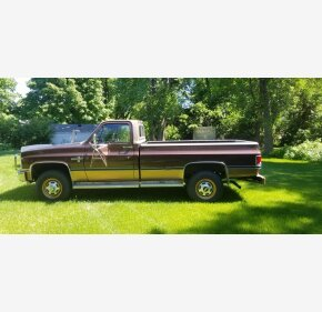 1982 Chevrolet C/K Truck 4x4 Regular Cab 3500 for sale 101154734