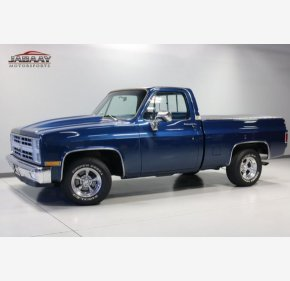 1982 Chevrolet C/K Truck 2WD Regular Cab 1500 for sale 101322715