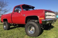 1982 Chevrolet C/K Truck 4x4 Regular Cab 1500 for sale 101365196