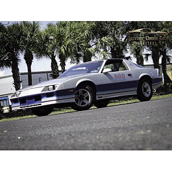 1982 Chevrolet Camaro for sale 101339125