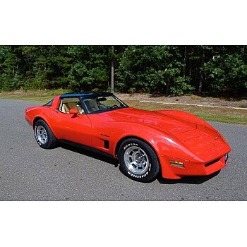 1982 Chevrolet Corvette for sale 100722309