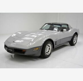 1982 Chevrolet Corvette Coupe for sale 100984609