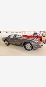 1982 Chevrolet Corvette Coupe for sale 101024647