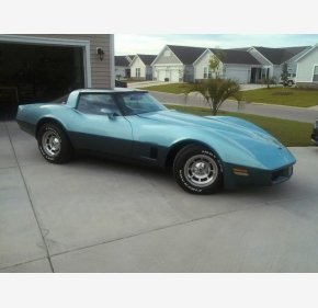 1982 Chevrolet Corvette for sale 101041802