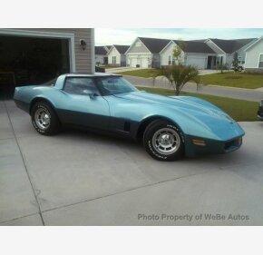 1982 Chevrolet Corvette for sale 101041802