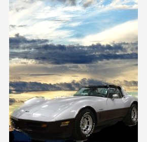 1982 Chevrolet Corvette Coupe for sale 101116592