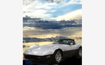 1982 Chevrolet Corvette Coupe for sale 101116592