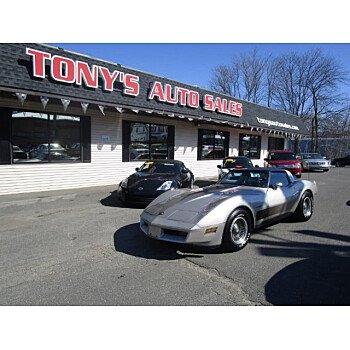 1982 Chevrolet Corvette Coupe for sale 101136507