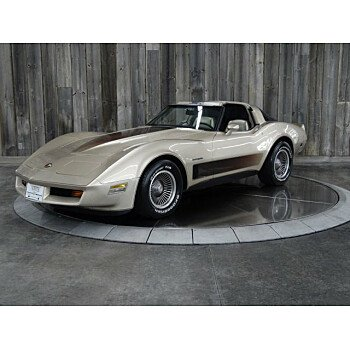 1982 Chevrolet Corvette for sale 101148010