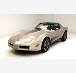 1982 Chevrolet Corvette Coupe for sale 101172974