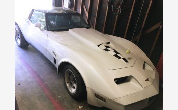 1982 Chevrolet Corvette Coupe for sale 101219229