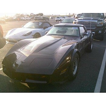 1982 Chevrolet Corvette Coupe for sale 101238145
