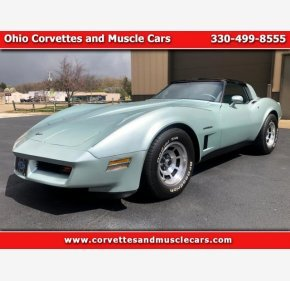 1982 Chevrolet Corvette Coupe for sale 101322183