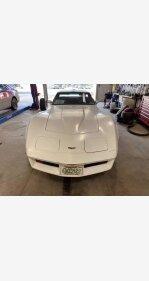 1982 Chevrolet Corvette Coupe for sale 101333741