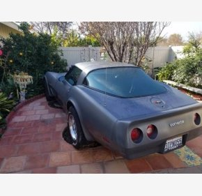 1982 Chevrolet Corvette for sale 101347609