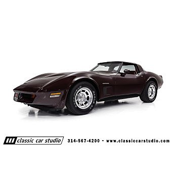1982 Chevrolet Corvette Coupe for sale 101361928