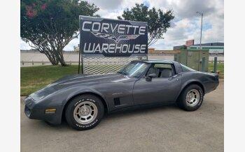 1982 Chevrolet Corvette Coupe for sale 101365078