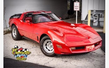 1982 Chevrolet Corvette Coupe for sale 101403995