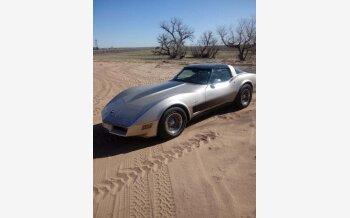 1982 Chevrolet Corvette for sale 101492057