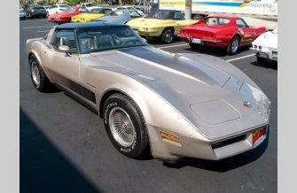 1982 Chevrolet Corvette Coupe for sale 101579064