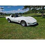 1982 Chevrolet Corvette Coupe for sale 101602261