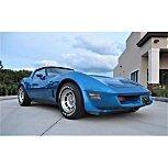 1982 Chevrolet Corvette for sale 101630800