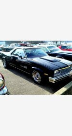 1982 Chevrolet El Camino for sale 100989504