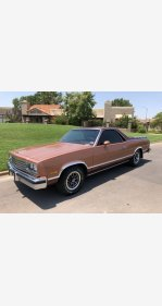 1982 Chevrolet El Camino for sale 101009809
