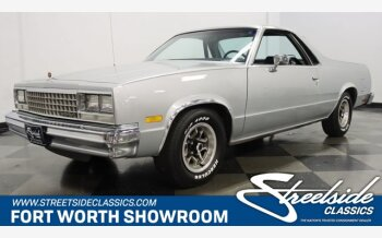 1982 Chevrolet El Camino for sale 101434383