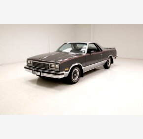 1982 Chevrolet El Camino V8 for sale 101447980