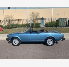 1982 FIAT 2000 Spider for sale 101327741