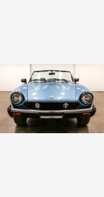 1982 FIAT 2000 Spider for sale 101439056