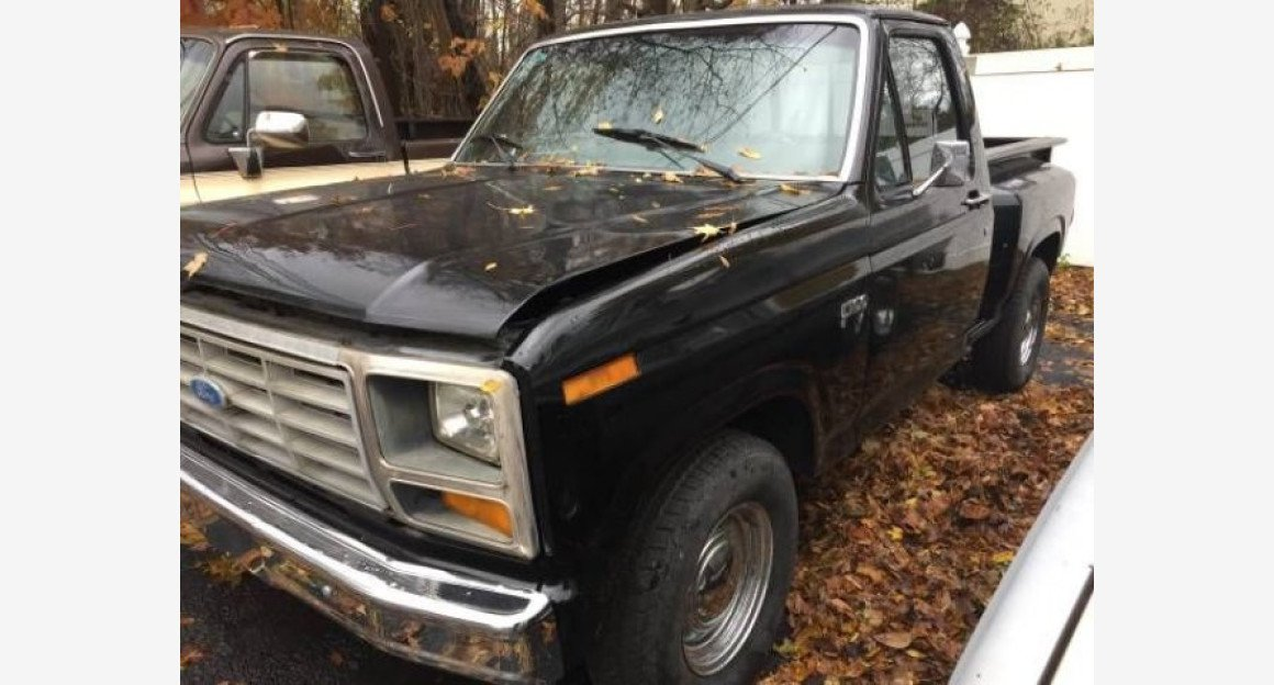 1982 Ford F150 for sale 101053665