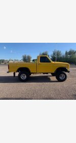 1982 Ford F150 4x4 Regular Cab for sale 101348760
