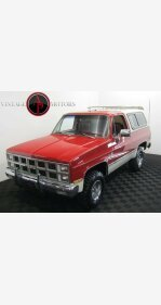 1982 GMC Jimmy 4WD for sale 101214167