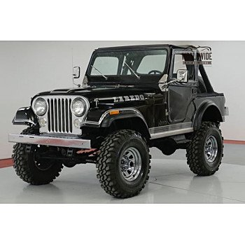1982 Jeep CJ 5 for sale 101073719